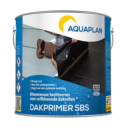 Primer Toiture SBS Aquaplan - Membr. d'étanchéité adh.2,5 L