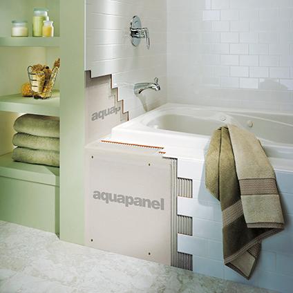 Plaque de ciment Knauf 'Aquapanel indoor' 120 x 90 cm