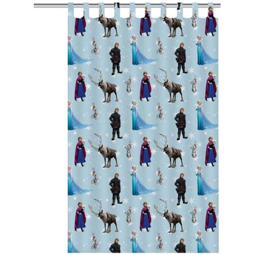 Readymade gordijn Frozen 250x140 cm