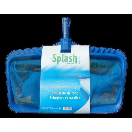 Splash bodem schepnet