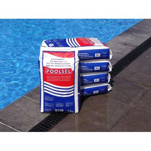 Zwembadzout 25kg