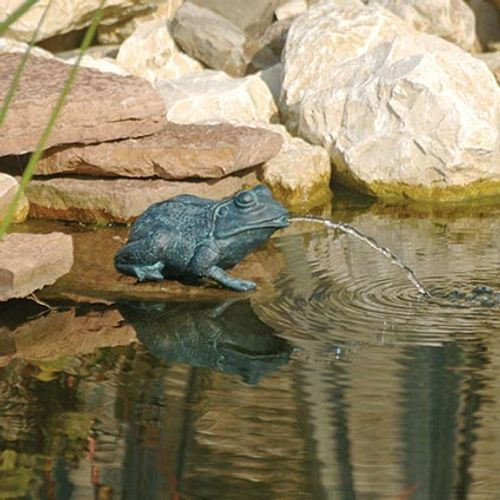 Gargouille Ubbink 'Petite grenouille'