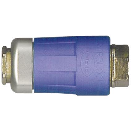 C&K universele veiligheidssnelkoppelling 1/4 inch