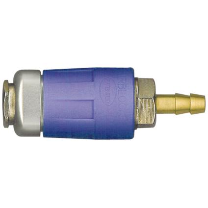 Criko universele veiligheidssnelkoppeling 8 mm