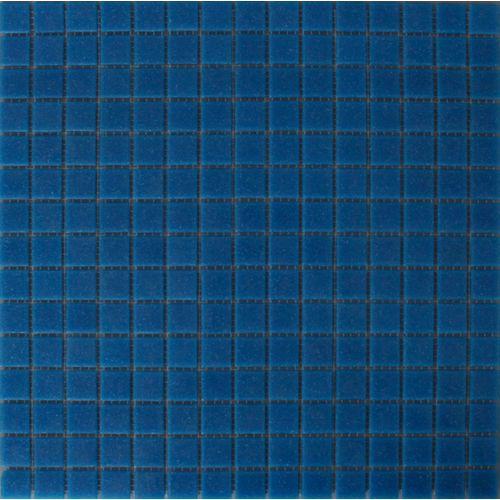 Mozaïek tegel glas blauw 32,5x32,5cm