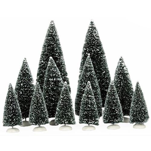 Luville figuurtjes bomen 12 stuks