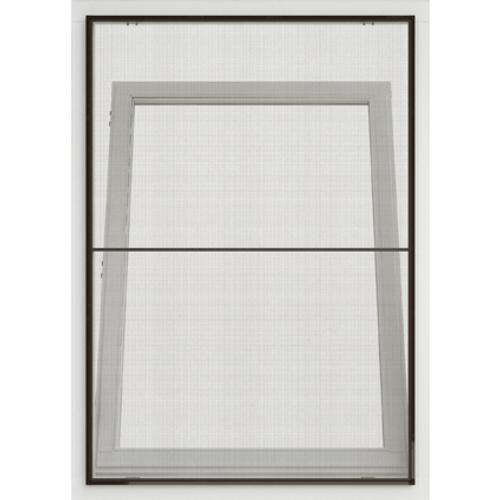 Set 'Easykit' voor raamhor bruin 100 x 120 cm