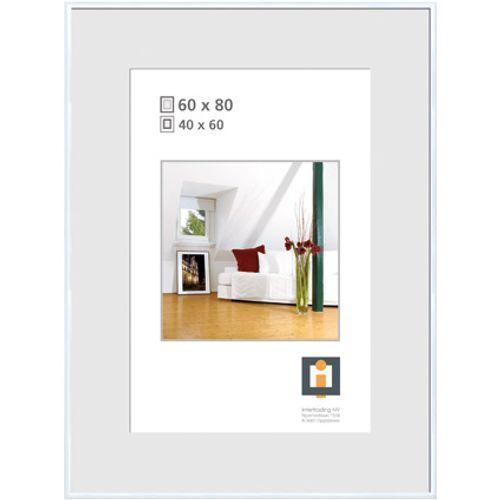 Intertrading fotolijst wit 60 x 80 cm