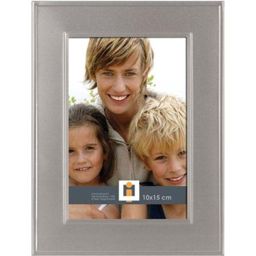 Intertrading fotolijst 'Silver shine' 10 x 15 cm