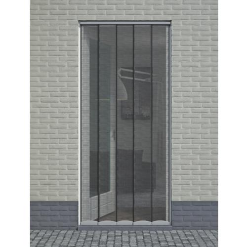 Horgordijn 'Design' antraciet 2,4 x 0,95 m