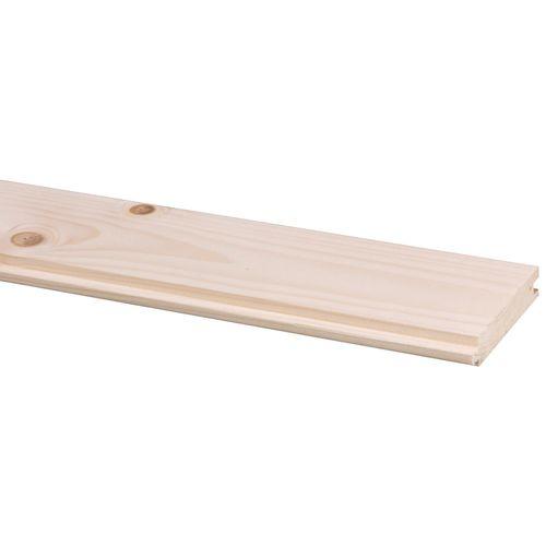 CanDo houten vloer vuren 210cm