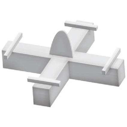 Croisillons réutilisables Pro 2x5 mm 100pcs - Far Tools