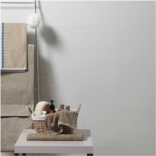 Dumaplast wand en plafondbekleding Dumaclip glanzend wit 2,4 m²
