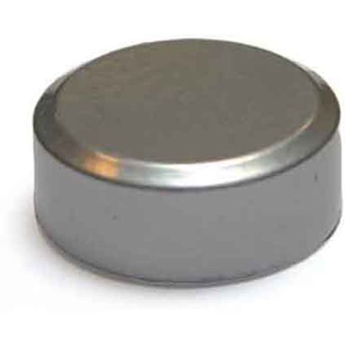 Pierre Pradel bevestiging spiegel hoogglans aluminium - 4 stuks
