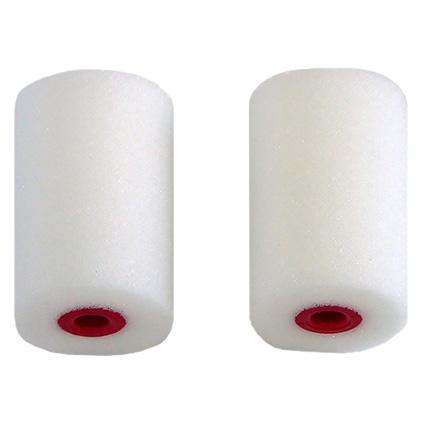 Sencys lakroller recht 5cm 2 stuks