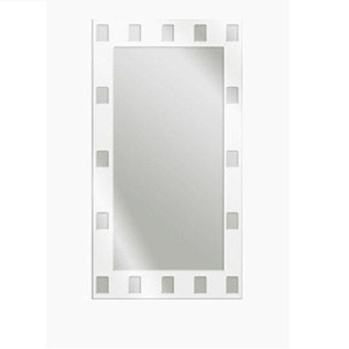 Spiegel met zeefdruk Pradel Pierre 'Ravenna I'
