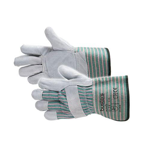 Busters handschoenen Extra Heavy Kinsplit leder M10