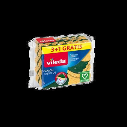 Récureurs slalom universal Vileda 3 et 1 gratuit