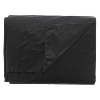 Sencys bâche de protection ultra solide noire 4x5m