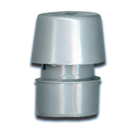 Aérateur Saninstal Ø40mm avec membrane grise
