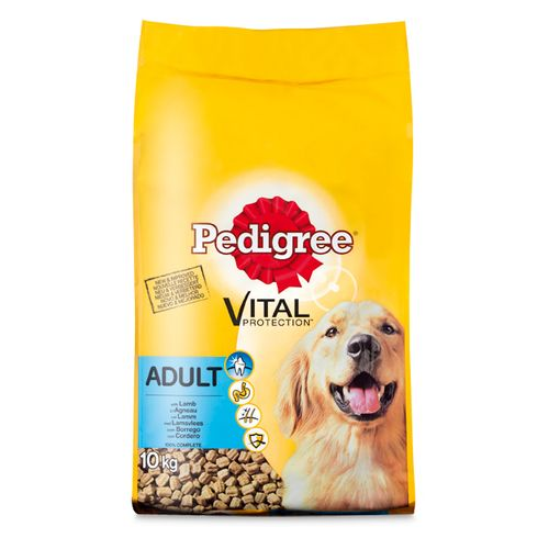 Pedigree Vital adult lam 10 kg