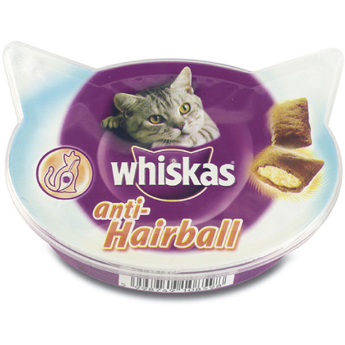 Whiskas anti-hairball 60 gram