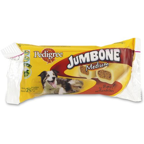 Pedigree jumbone medium rund 200 gram