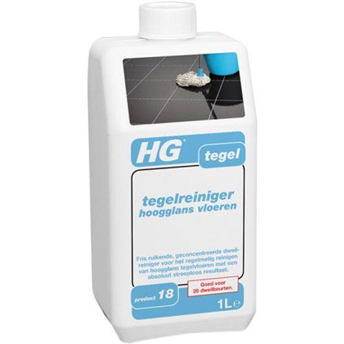 HG tegelreiniger hoogglans vloeren 'Tegel' 1 L