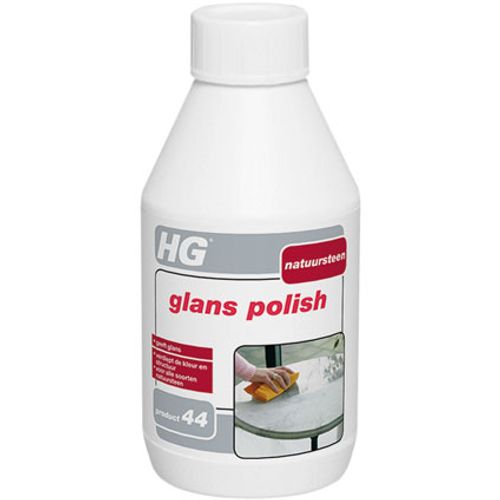 Polish brillant pour pierre naturelle HG 300 ml