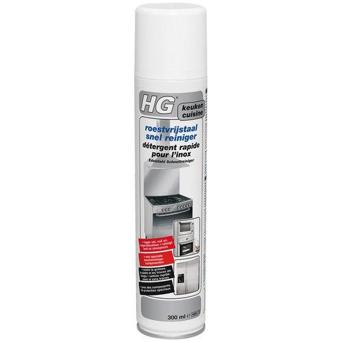 Détergent rapide pour inox HG 300 ml
