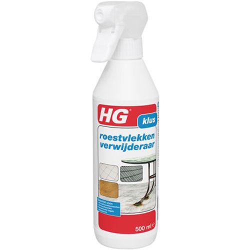 HG roestvlekken verwijderaar Klus 500 ml