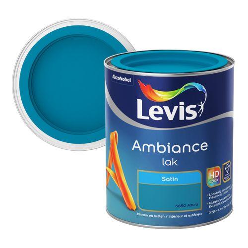 Levis lak Ambiance azura zijdeglans 750ml