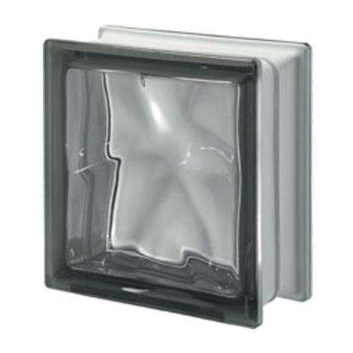 Brique de verre Verhaert 'Nordica' nuage