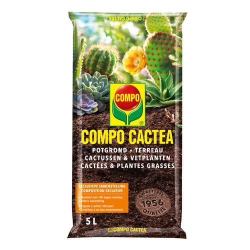 Compo potgrond Sana cactus 5L