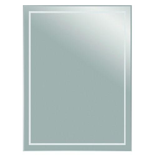 Pradel Pierre 'Chamonix' spiegel deco 80 x 60