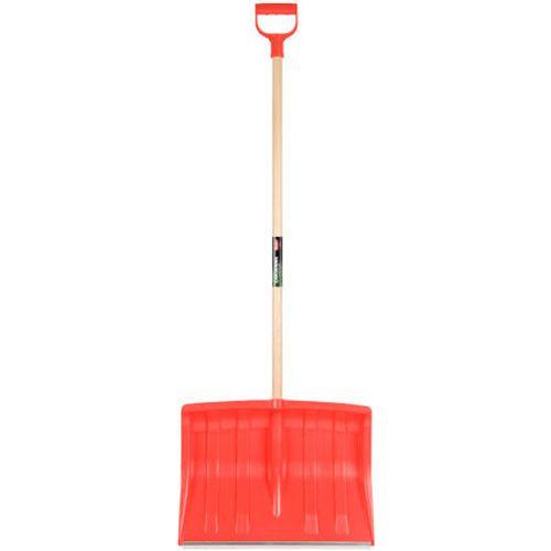 Polet sneeuwschop met steel 50 cm