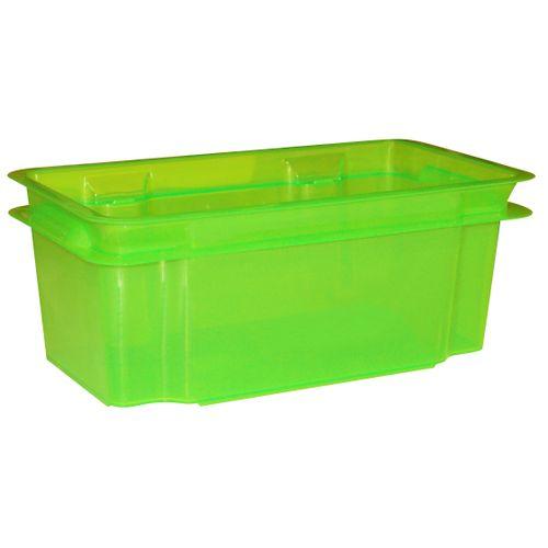 Keter opbergbox Crownest PVC 7 L PVC lasergroen