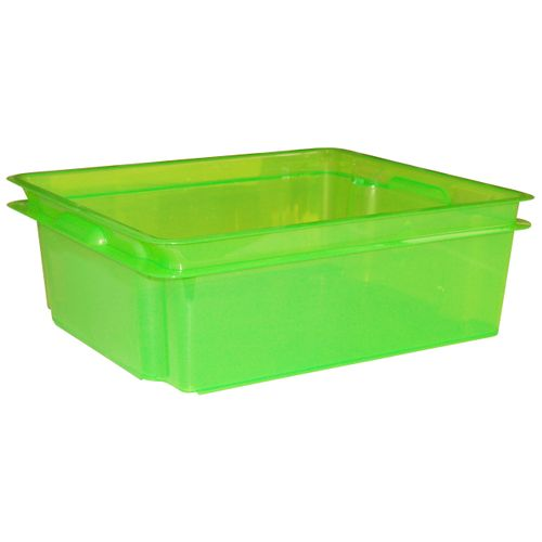 Keter opbergbox Crownest PVC 17 L PVC lasergroen