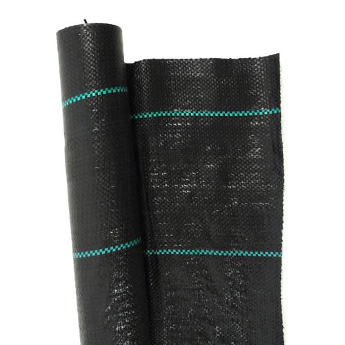Nortène gronddoek zwart 1x25 m
