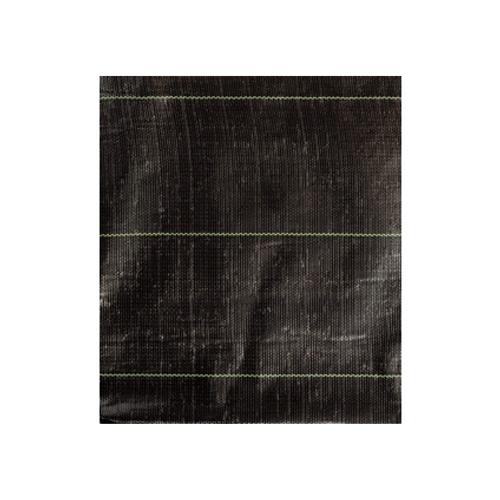Nortène gronddoek zwart 1x50 m