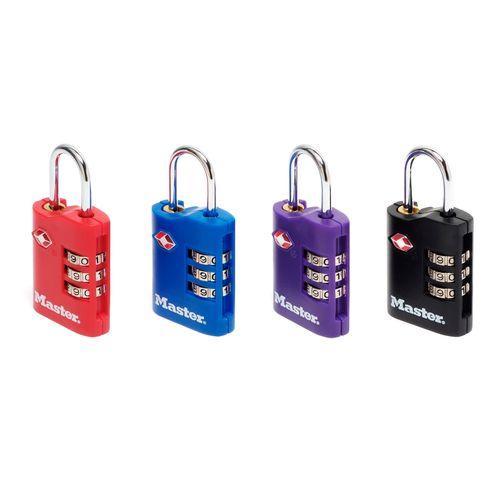Master Lock hangslot 30mm TSA-gekeurd