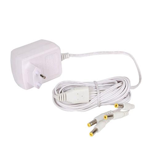 Luville adaptor met 4 plug output