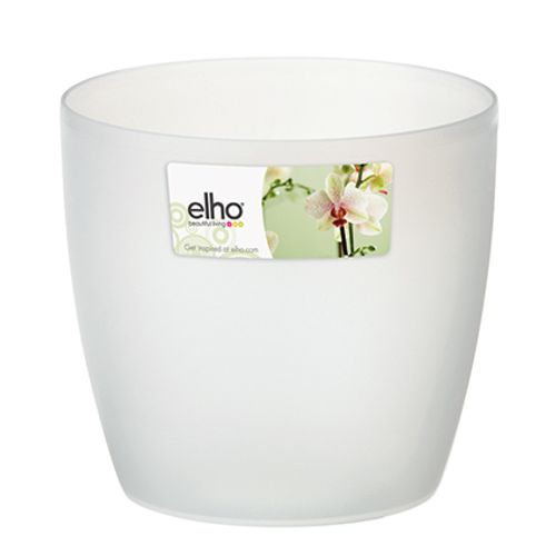 Pot Elho 'Brussels Orchid' transparent 12,5 cm
