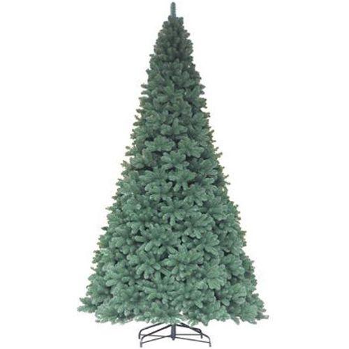 Sapin de Noël artificiel Central Park 'Giant' vert  400 cm