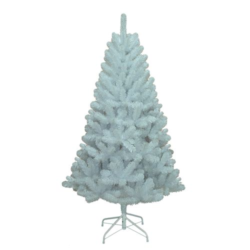 Central Park besneeuwde kunstkerstboom Stirling White 210cm