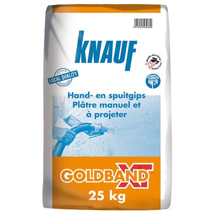 Enduit 'Goldband XT' Knauf 25 kg