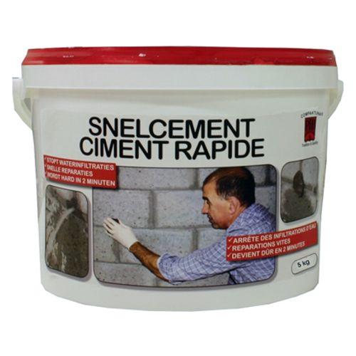 Ciment rapide PTB 2 kg