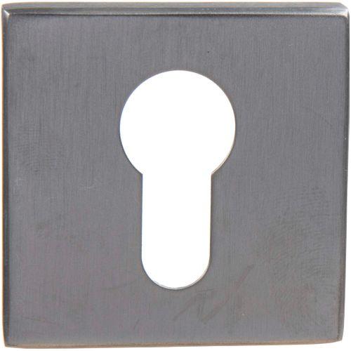 Entrée de clé pour cylindre Linea Bertomani 8364 en inox 2 pcs