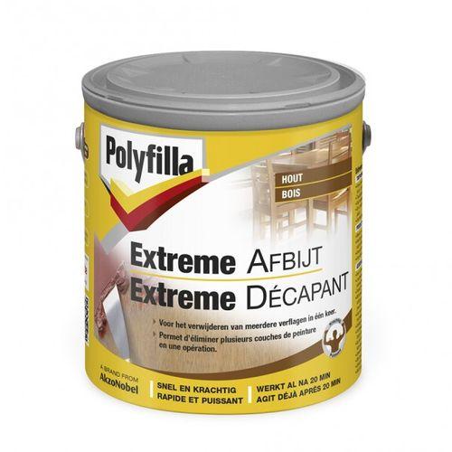 Polyfilla extreem afbijtmiddel 1L