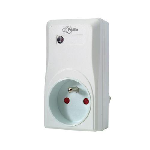 Profile draadloos stopcontact extra 'PCF310' 1000 W